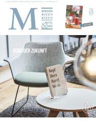 M das Magazin für Wirtschaft und Gesellschaft - Darmstadt No. 03 2020