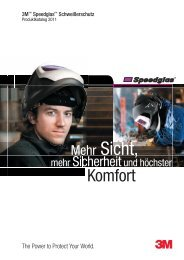 Speedglas Schweisserschutz - 3M