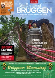 Stadtjournal Brueggen September 2020