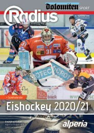 Eishockey 2020/21