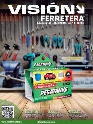 Revista Visión Ferretera Edic 40