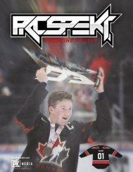 Prospekt Magazine Hockey Vol.1 - Septembre 2020