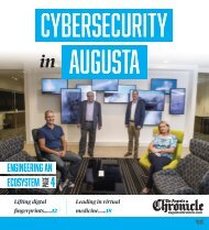 Cybersecurity in Augusta