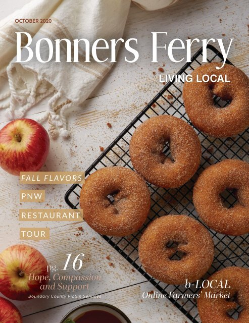 October 2020 Bonners Ferry Living Local