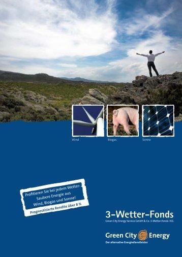 3-Wetter-Fonds - NEAP GmbH