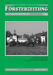 3/2008 - Der Verband Österreichischer Förster