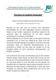 Tourismus im Landkreis Schwandorf - hannesulbrich.com