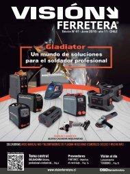 Revista Visión Ferretera Edic 41