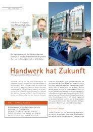 Handwerk hat Zukunft - Stadtwerke Karlsruhe