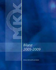 Bilanz 2005-2009 - des Main-Kinzig-Kreises