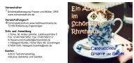 Abend im Schoenstatt-Rhythmus - LH