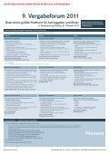 Österreichs größte Plattform für Auftraggeber und Bieter ... - Seite 3