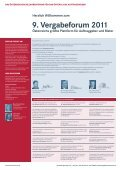 Österreichs größte Plattform für Auftraggeber und Bieter ... - Seite 5