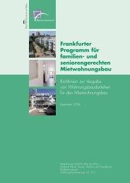 Frankfurter Programm für familien- und seniorengerechten ...