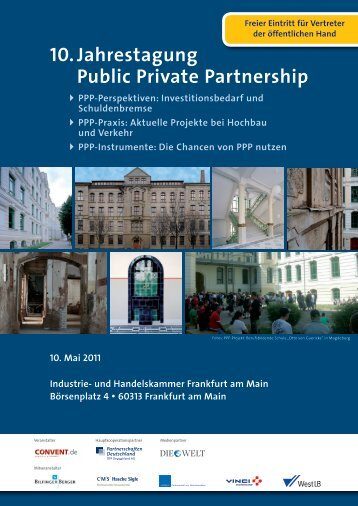 ppp public private partnership A well-implemented public private partnership (ppp) model, as part of an  applicable procurement strategy, maximizes the opportunities for introducing  private.