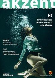 akzent Magazin Oktober '20 BO