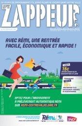 Le P'tit Zappeur - Tours #491