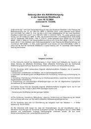 Satzung über die Abfallentsorgung 01.01.2010 (84 KB - Gemeinde ...