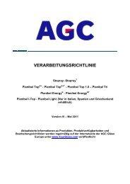verarbeitungsrichtlinie - YourGlass.com