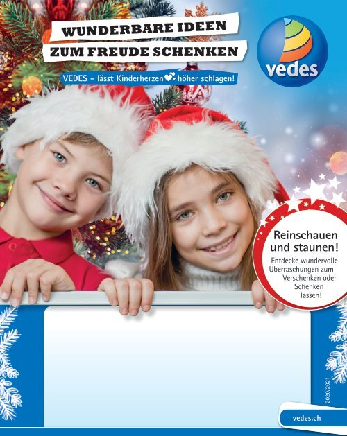 Schweiz Weihnachtskatalog 2020 | C220