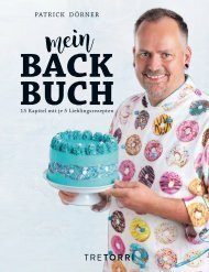 Patrick Dörner - Mein Backbuch