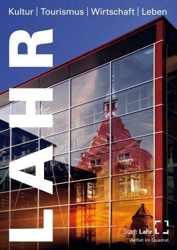 Kultur | Tourismus | Wirtschaft | Leben - Stadt Lahr