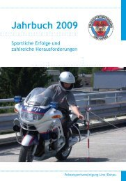 Jahrbuch 2009 - psv - linz