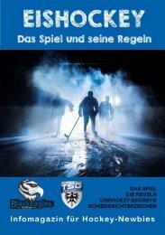 Eishockey Das Spiel und  seine Regeln Black Eagles - 2019_20