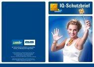 IQ-Schutzbrief - VS Elektro