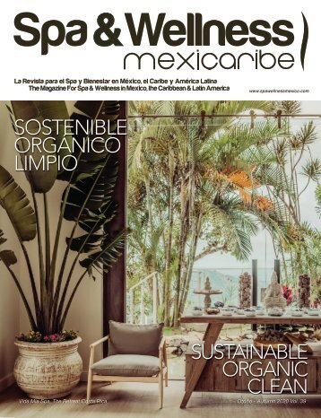 Spa & Wellness MexiCaribe 39 | Otoño 2020
