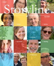 Storyline Fall 2020