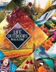 LifeOutdoorsMagazine Vol. 1: Issue 4 - Sept/Oct 2020