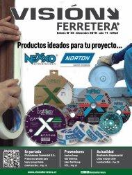 Revista Visión Ferretera Edic 44
