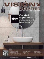 Revista Visión Ferretera Edic 45