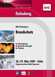 Brandschutz - VSK Electronics