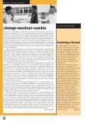 change wechsel cambio - Neue Kantonsschule Aarau - Seite 2