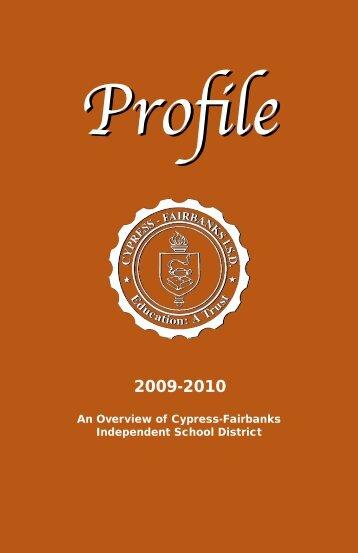 1 A B C D E F G H I J K - Cypress-Fairbanks Independent School ...