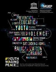 #YouthWagingPeace