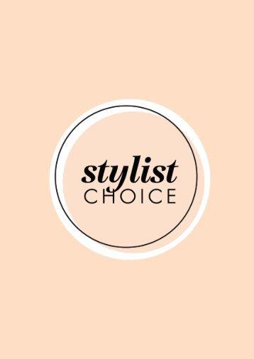 Stylist Choice presentatie