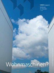 VNW-Magazin Ausgabe 4/2020