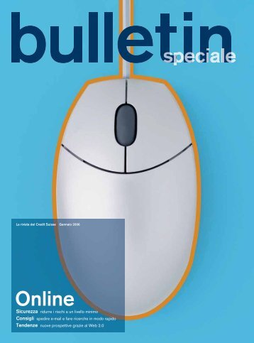 Online - Credit Suisse eMagazine