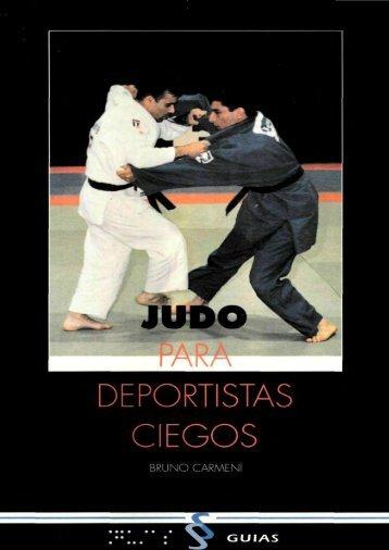 Judo para deportistas ciegos - Servicio de Información sobre ...