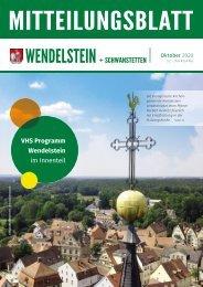 Wendelstein + Schwanstetten Oktober 2020