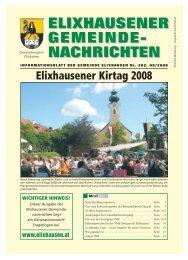 01 Gemeinde Okt. 2008 - Elixhausen
