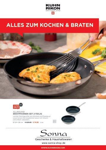 Kuhn Rikon - Alles zum Kochen & Braten