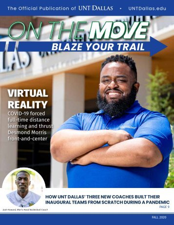 On The Move - Fall 2020