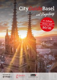 Guide Basel Herbst 2020