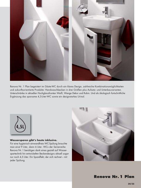 Gäste-WC-Journal - Keramag AG