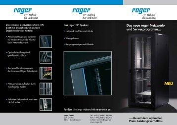 NEU - Roger