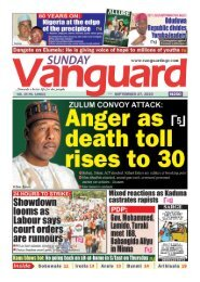 27092020 - ZULUM CONVOY ATTACK : Anger as death toll rises to 30